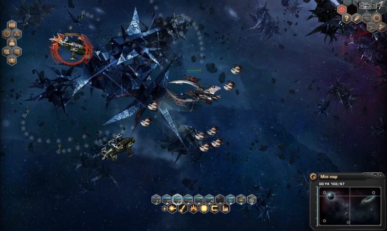 Screenshot Dark Orbit - MMO Weltraum-Shooter